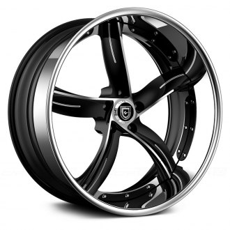 LEXANI FORGED® - 735 NICKLE 3PC