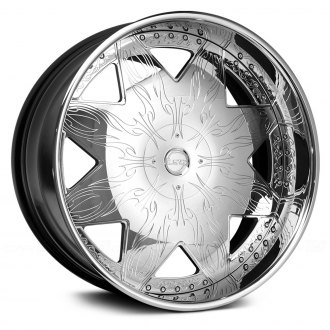LEXANI FORGED® - TATTOO Chrome