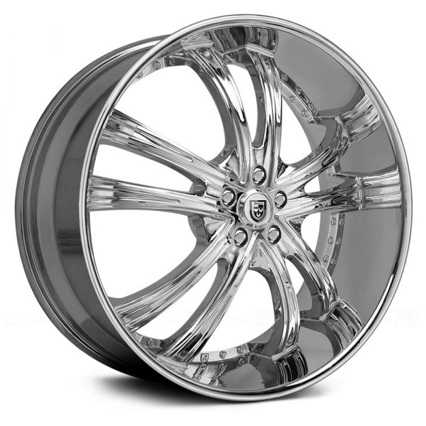 LEXANI® - LSS-55 Chrome with Exposed Lugs