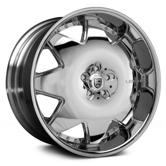 LEXANI® - LX-2 Chrome with Exposed Lugs