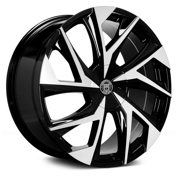 LEXANI® - GHOST 1PC Gloss Black with Machined Face