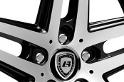 LEXANI® - R-FIVE Machined Black with SS Lip Close-Up