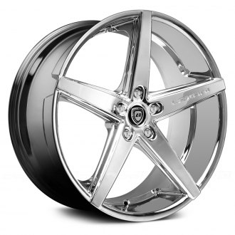 LEXANI® - R-FOUR Chrome with Exposed Lugs