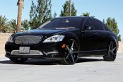 LEXANI® - R-FOUR Custom Painted on Mercedes S550