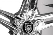 LEXANI® - R-THREE Chrome Close-Up