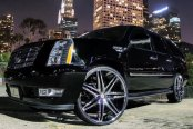 LEXANI® - JOHNSON II Wheels on Cadillac Escalade