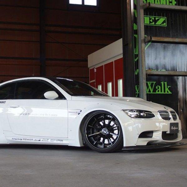 BMW M3 Coupe E92 2009 LB Works™ Body Kit