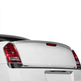 Liberty Walk® - LB Performance™ Fiberglass Custom Style Rear Lip Spoiler (Unpainted)