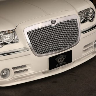 Liberty Walk® - LB Performance™ Series Polished Mesh Main Grille
