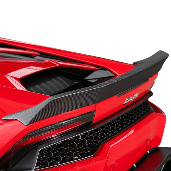 Liberty Walk® - LB Works™ Custom Style Carbon Fiber Rear Lip Spoiler Ver.1