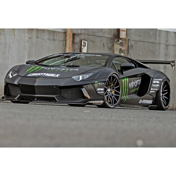 Liberty Walk La Ave 09 Ld Kit 0 2 X 0 2 Lb Works Front And