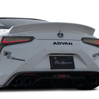 Liberty Walk® - Custom Style Rear Spoiler