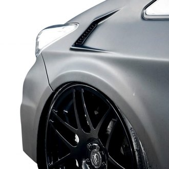 Liberty Walk® - Fiberglass Fender Ducts (Unpainted)