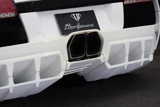 Liberty Walk® - LB Performance™ Stainless Steel Exhaust Tips