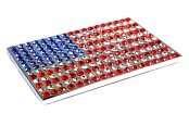 License 2 Bling® - American Flag