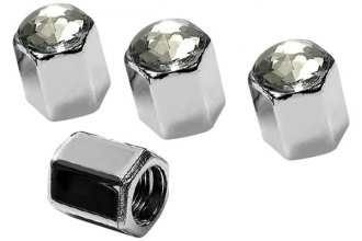 License 2 Bling® - Tire Valve Stem Caps