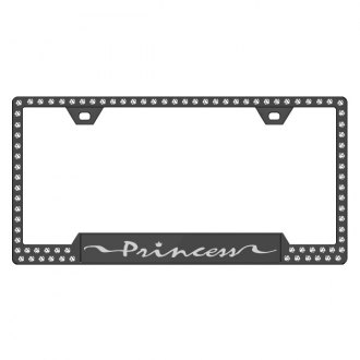 License 2 Bling® - Graphic Series Princess Print Frame