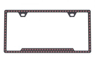 License 2 Bling® - Slimline Series Black Frame