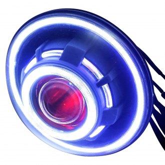 Water vapor light penetration