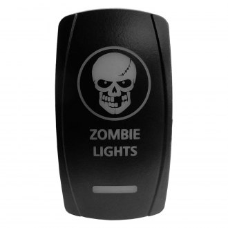 Lifetime LED Lights® - Light Red Switch