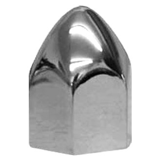 Lifetime Nut Covers® - Chrome Bullet Standard Lug Nut Cover