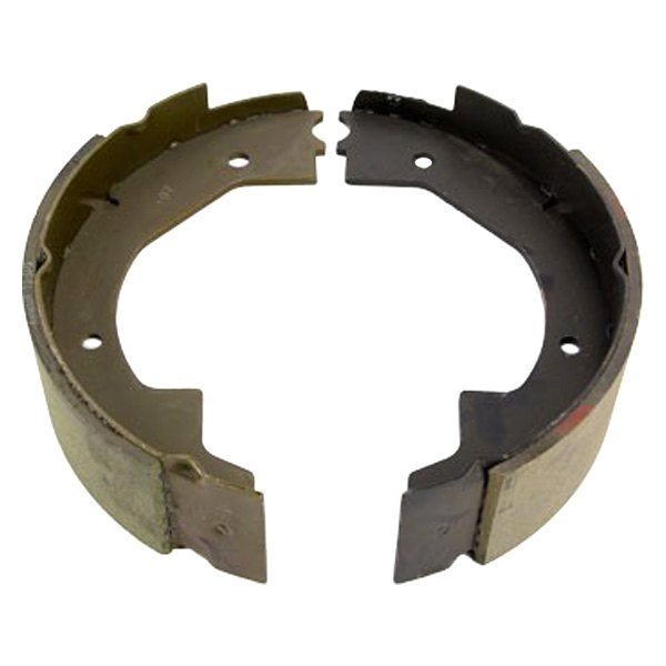 Brake Drums And Linings : Lippert components electric brake shoe and lining kit