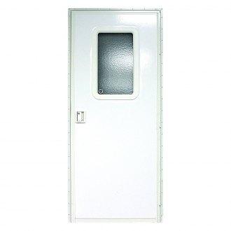Lippert Components® - Square Entry Door  sc 1 st  CARiD.com & RV Entry Doors | Entry Door Locks Holders Windows Hinges \u2014 CARiD.com