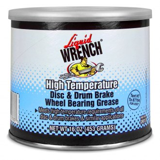 Liquid Wrench® - Disc and Drum Brake Wheel Bearing Grease 16 oz