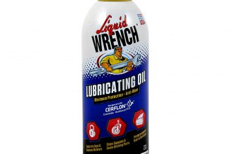 Liquid Wrench® - Lubricating Oil Spray