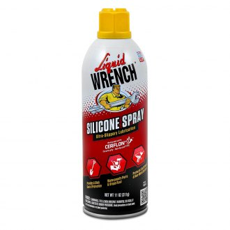 Liquid Wrench® - Heavy-Duty Silicone Spray Lubricant 11 oz