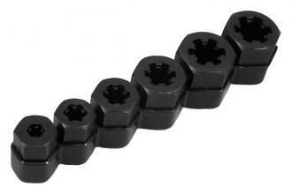 Lisle® - Stuck Bolt, Nut, and Stud Remover Set