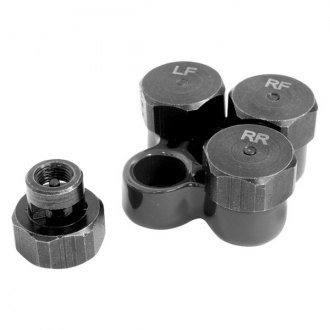 Lisle® - Tire Deflator Set for TPMS Valve Stems