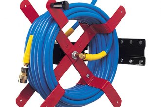 Lisle® - Side Winder Air Hose Reel