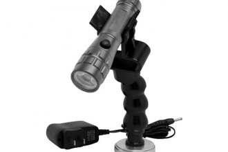 Lisle® - Flashlight with Flexible Magnetic Holder