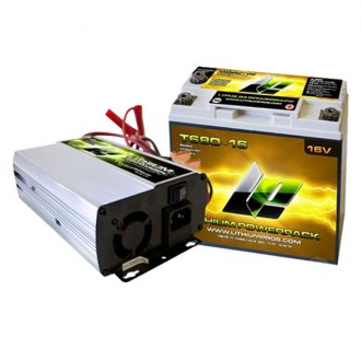 LithiumPros® - Lithium Ion Battery with 1008 Charger