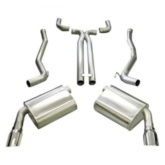 Livernois Motorsports® - Thunderstorm Cat Back Exhaust