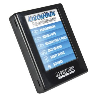 Livernois Motorsports® - Touch Screen MyCalibrator Tuner