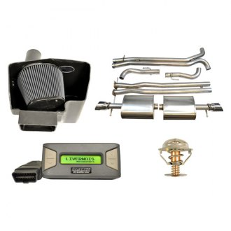 Livernois Motorsports® - Level 3 Performance Package MyCalibrator Tuner with Chrome Tips