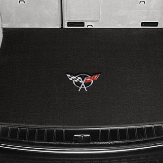 Lloyd® - Ultimat™ Custom Fit Black Cargo Mat With C5 Logo