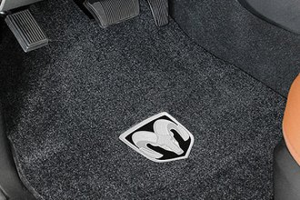 Lloyd® - Ultimat™ Custom Fit Floor Mats with Ram Logo