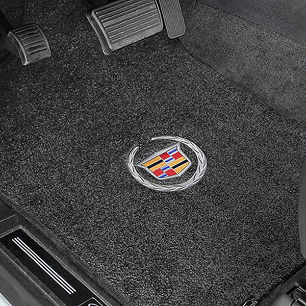 2010 Cadillac CTS Sedan Grey Loop Driver /& Passenger Floor GGBAILEY D50279-F1A-GY-LP Custom Fit Car Mats for 2008 2009