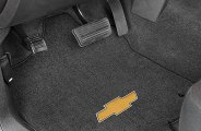 Lloyd® - Velourtex™ Custom Fit Floor Mats with Gold Bowtie Logo