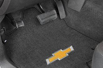 Lloyd® - Velourtex™ Custom Fit Floor Mats with 3D Bowtie Logo