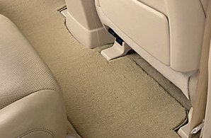 Lloyd® - Luxe™ Custom Fit Second Row Floor Mat