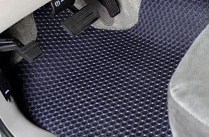Lloyd® - Rubbertite™ Blue Floor Mats