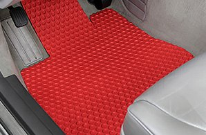 Lloyd® - Rubbertite™ Red Floor Mats