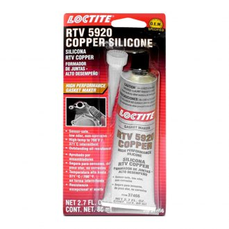 Loctite® - RTV 5920™ High Performance Copper Silicone Gasket Maker