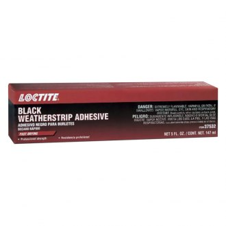Loctite® - Black Fast Drying Weatherstrip Adhesive
