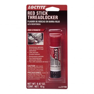 Loctite® - Red Stick High Strength Threadlockers, 19 g
