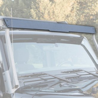 LoD Offroad® - Easy Access Sliding Roof Rack Air Deflector